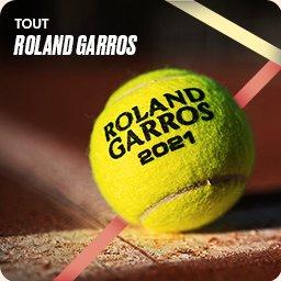 Collection Roland garros