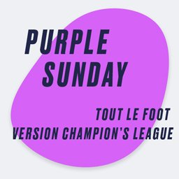 Le foot en mode Champions League