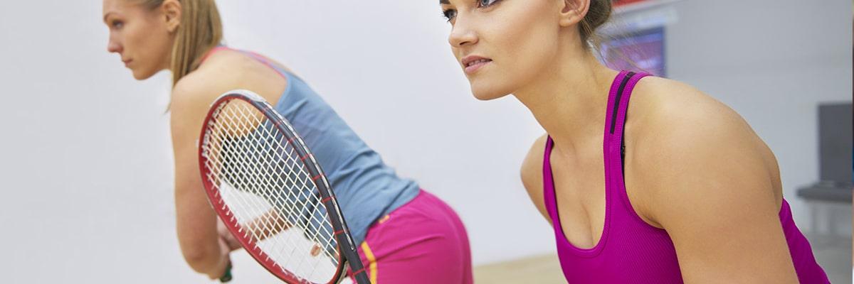 Squash : tout savoir sur le cordage