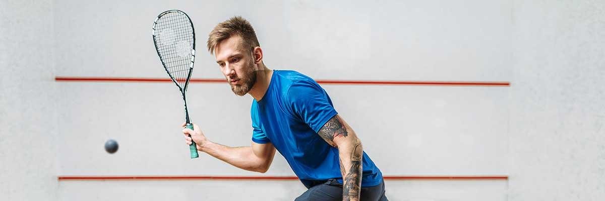 Comment choisir sa raquette de squash ?