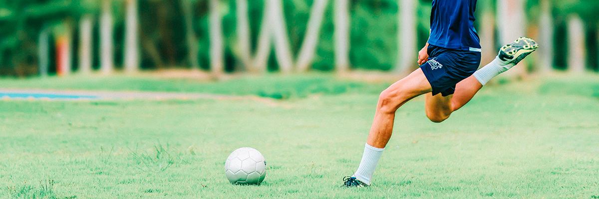 Football : réussir sa reprise après un arrêt.