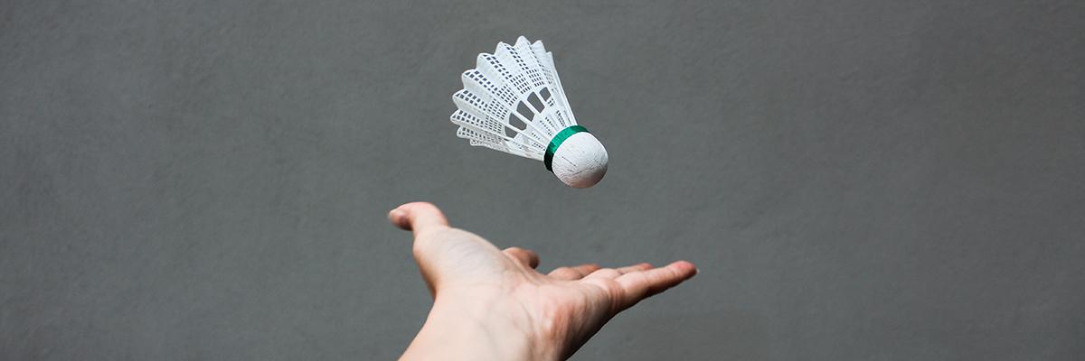 Badminton : tout savoir sur les... volants !