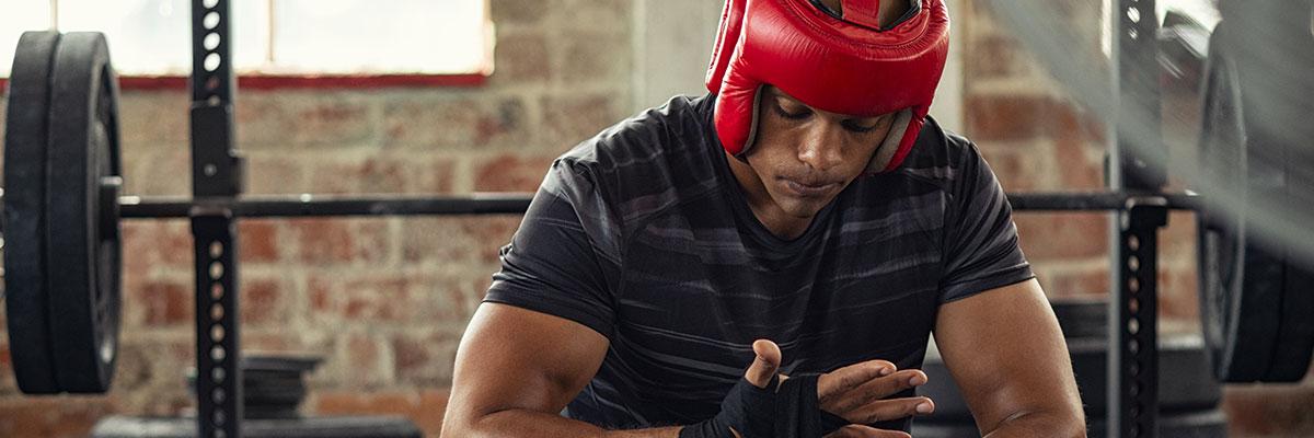 Boxe : pourquoi faut-il toujours porter un casque ?