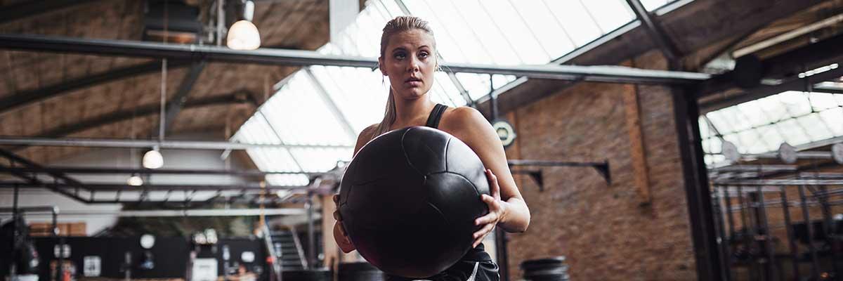 Gym Ball : tous les conseils pour choisir le bon ballon de fitness !