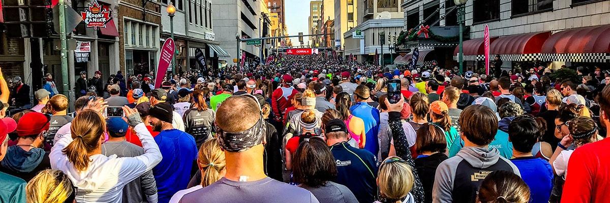 Mon premier marathon, par Yann Gobert