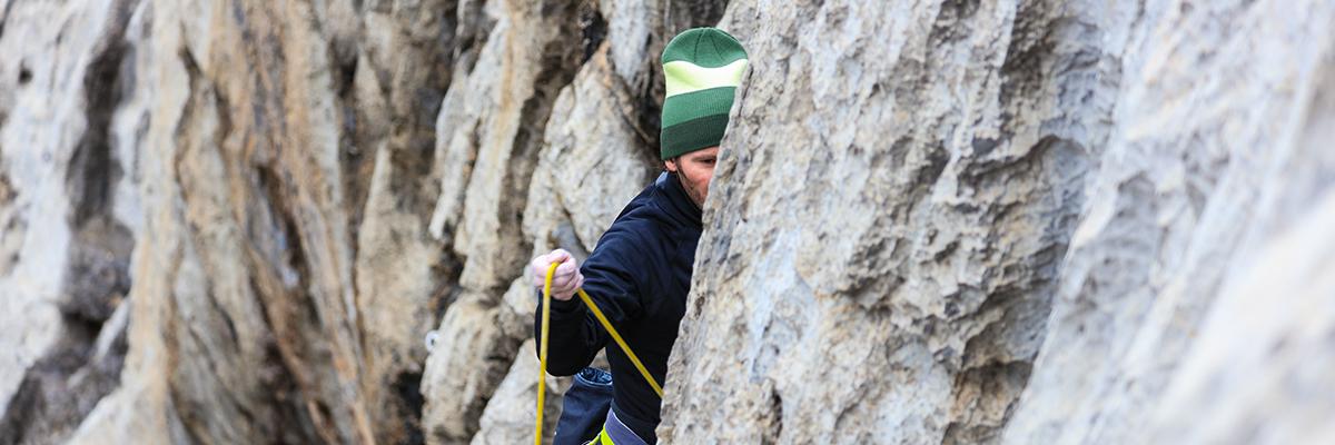 Tout ce qu'il faut savoir pour choisir une corde d'escalade