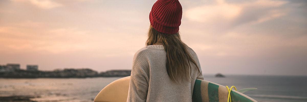 Surf : pourquoi acheter une « impact veste » ?