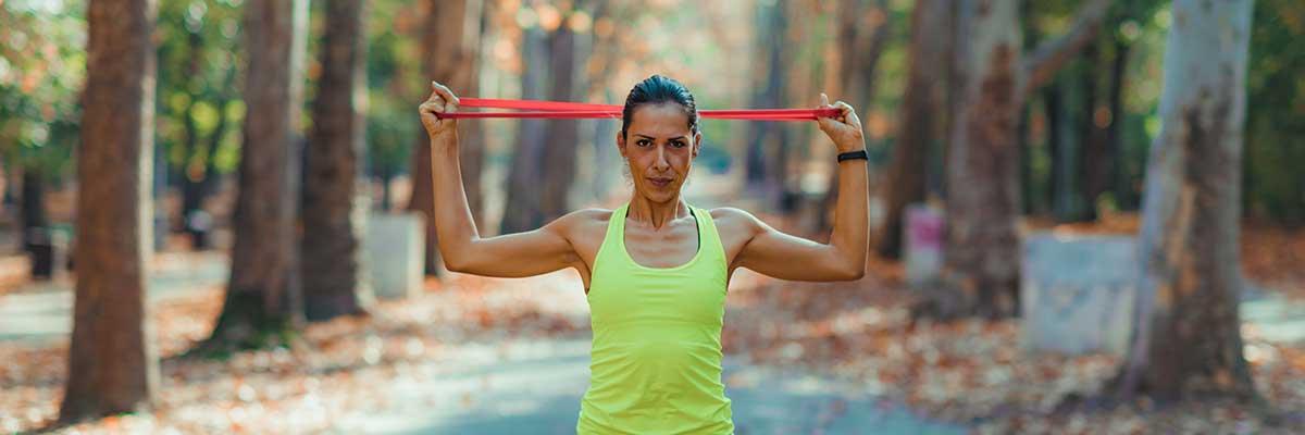 Pilates : comment choisir sa bande élastique ?
