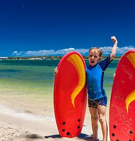 Surf : quel équipement pour démarrer ?