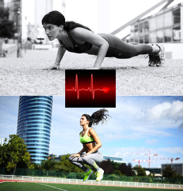5 exercices cardio haute intensité