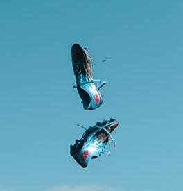 La chaussure de foot idéale