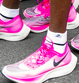 Nike Vaporfly : des chaussures miracles ?