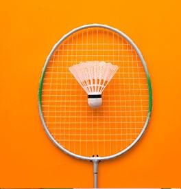 Je débute le badminton