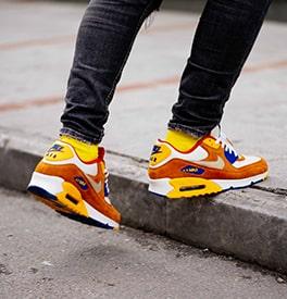 Les tendances sneakers du moment