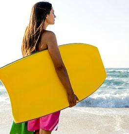 Bodyboard : comment choisir sa planche ?