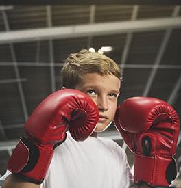 Pourquoi mettre votre enfant à la boxe ?