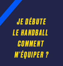 Je débute le handball