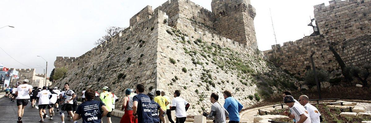 Marathon de Jerusalem