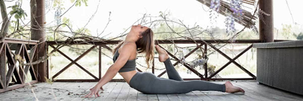 in the mood of yoga searcher