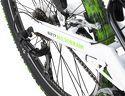 KS Cycling VTT tout suspendu ATB 26'' Crusher noir-vert TC 46 cm KS Cycling image 3