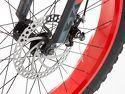 "MOMABIKES Moma Bikes Vélo, VTT, FAT 26"", Aluminium, SHIMANO 21V, Freins a Disque (Plusieurs tailles) image 4"