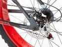 "MOMABIKES Moma Bikes Vélo, VTT, FAT 26"", Aluminium, SHIMANO 21V, Freins a Disque (Plusieurs tailles) image 5"