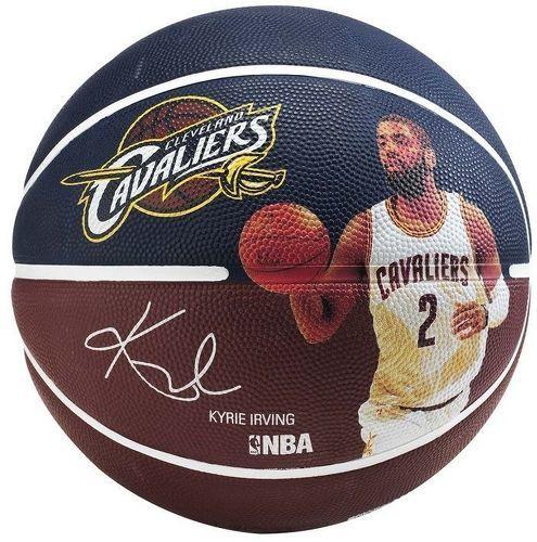 SPALDING-Ballon De Basket Accessoires Spalding Nba Player Kyrie Irving T.7-image-2