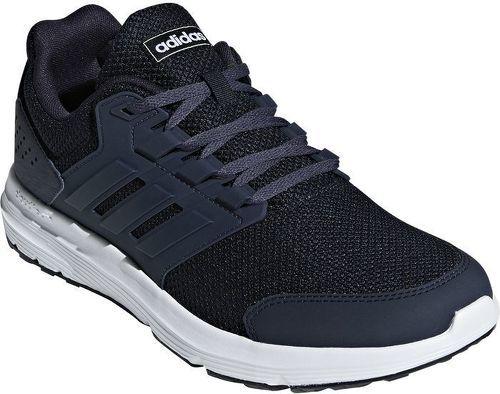 Chaussures de running bleues homme Adidas Galaxy 4| Espace