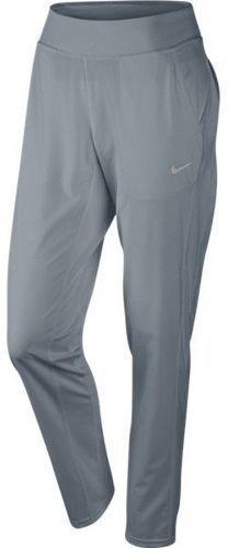 NIKE-Pantalon Nike Woven Dri Fit Femme Gris-image-1