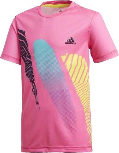 Seasonal T shirt AH18 T shirt de tennis