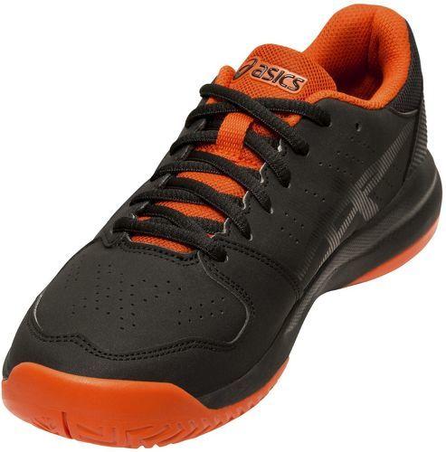 ASICS-Chaussure Junior Asics Game 7 Noir/Orange-image-4