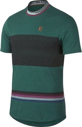 6dba252901a NIKE-Nike Court Challenger T-shirt Homme Printemps 2019-image-1