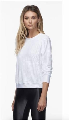 KORAL-Sofia Pullover - White-image-2