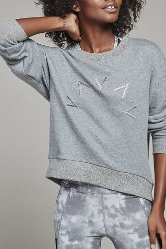 VARLEY-Sweat Holborn Light Grey-image-2