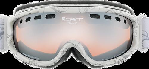 CAIRN-CAIRN VISOR OTG SPX3000IUM SILVER ARABESQUE MASQUE-image-1