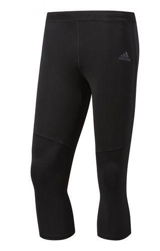 save off d18c3 765d9 ADIDAS-Collant Adidas Tight Response 3 4 Black-image-1