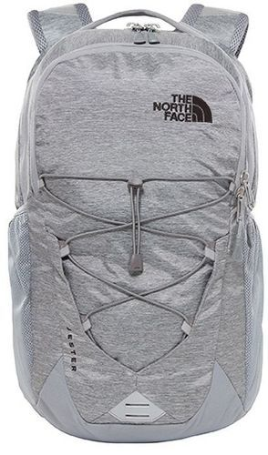 cda65e5236 THE NORTH FACE-Sac A Dos The North Face Jester Mid Grey Heather-image