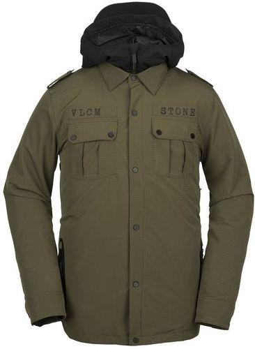 Veste De Snowboard Volcom Creedle2stone Jacket Military