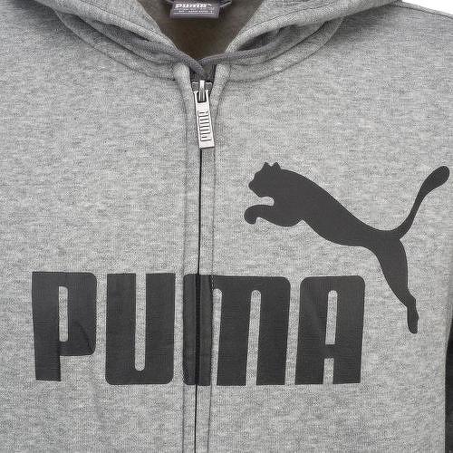 PUMA-Puma Essential Big Logo FZ Hoody-image-4