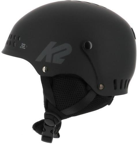 K2-Casque De Ski / Snow K2 Entity Black-image-2