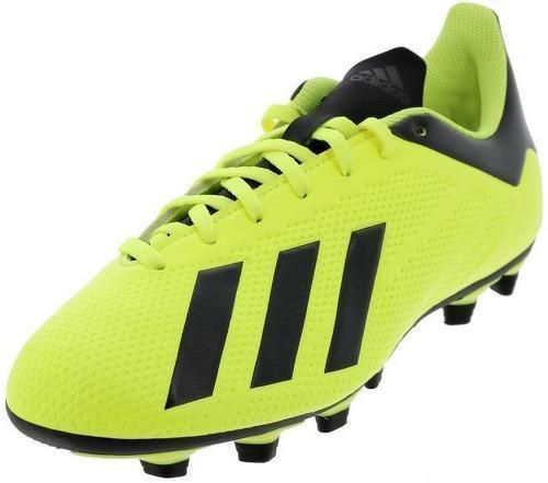 separation shoes 683cd d12d7 ADIDAS-X 18.4 jaune fg-image-1