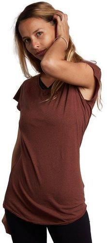 YOGA SEARCHER-Tee-shirt coton et lin MAHASAYA-image-1