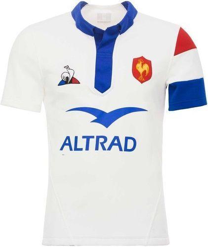 0c3af5ecb13 LE COQ SPORTIF-Maillot Rugby Replica Away FFR 2018-2019   Le Coq Sportif