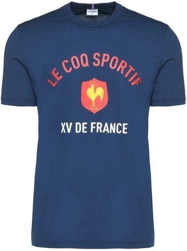 LE COQ SPORTIF-T-shirt Rugby Fan FFR Enfant / Le Coq Sportif-image-1
