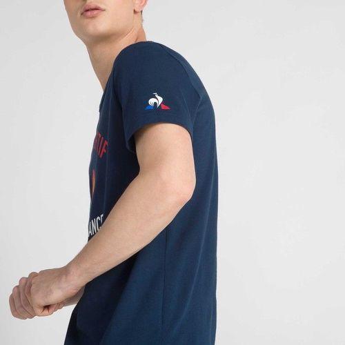 LE COQ SPORTIF-T-Shirt FFR Enfant-image-3