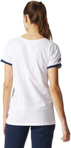 Nouvelles Arrivées f4878 c930e Tshirt FFR Collegiate Femme
