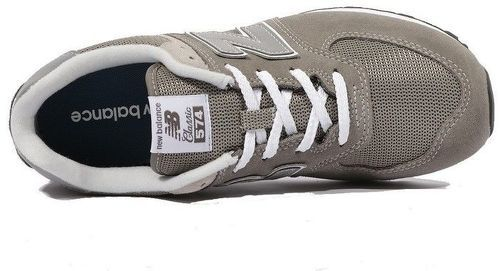new balance grise fille