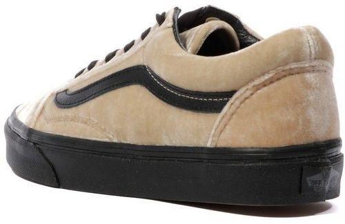 vans old skool femme beige
