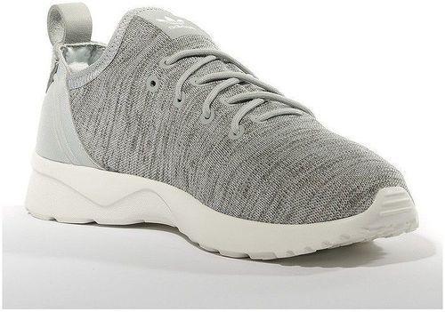 Adv Zx Chaussures Femme Virtue Socks Adidas Flux Gris vONny0m8w