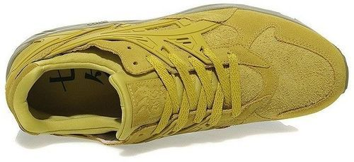 asics gel kayano trainer jaune